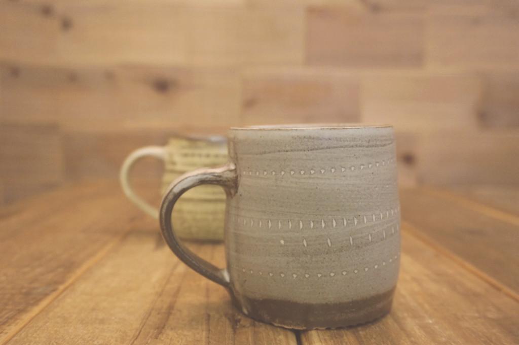 小石原マグカップ